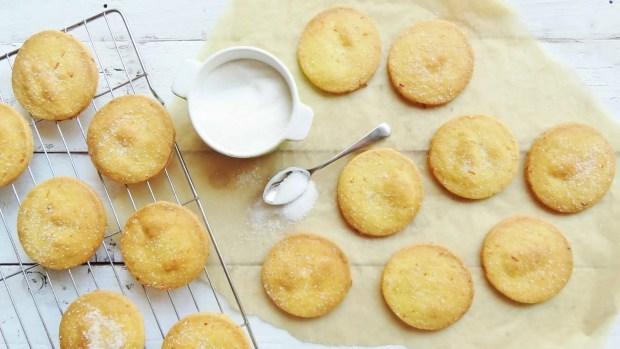 orange cornmeal biscuits