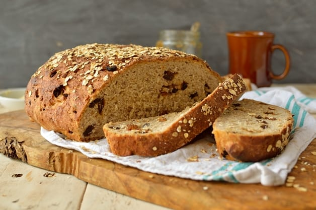 Muesli bread - Domestic Gothess