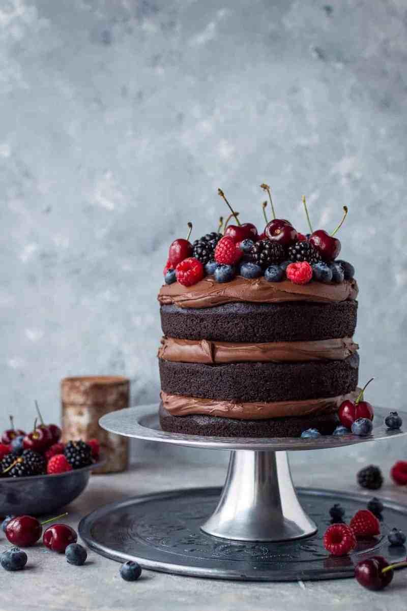 Large Of Chocolate Cake Images