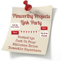 Pinworthy Projects Link Party #73