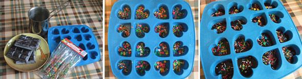 как сделать самодельные шоколадные конфеты