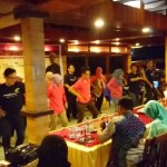 flashmob 807 farewell mr.captain – phinisi resto bulukumba