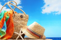 Beach_Gear_Hat_Bag_Towel_Vacation