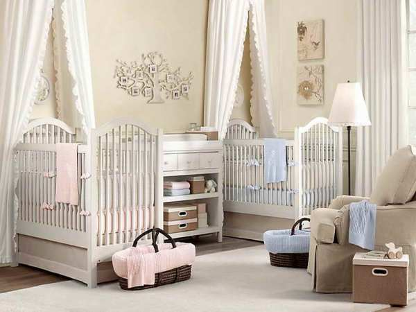 Modern-Interior-Baby-Rooom-with-Nursery-Shelving-Ideas