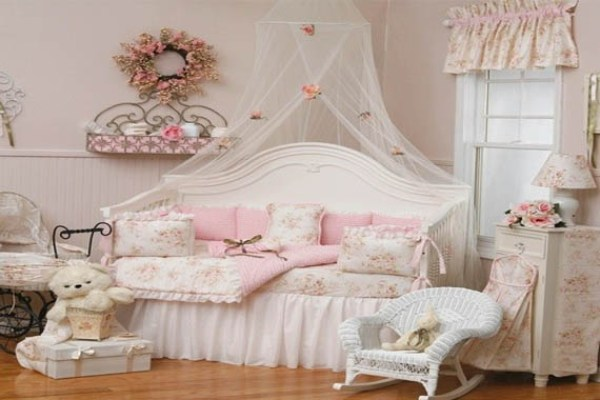 Pink-Shabby-Chic-Style-for-Girls-Bedroom-Image-186