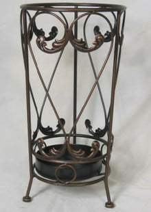 Continental-Iron-Umbrella-Stand-Umbrella-umbrella-barrel-font-b-hall-b-font-business-font-b-hall