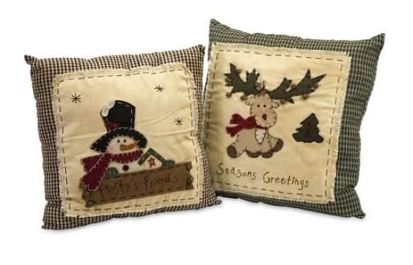 snowman-christmas-pillows
