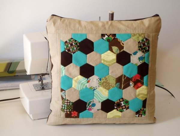 patchwork pillow n2 A