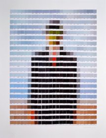 "René Magritte, ""Son of Man"""