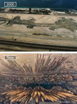 Dubai, United Arab Emirates – 2000 And Now