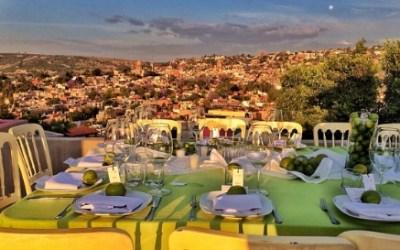 Zumo. Ready to zoom on to San Miguel's restaurant scene.