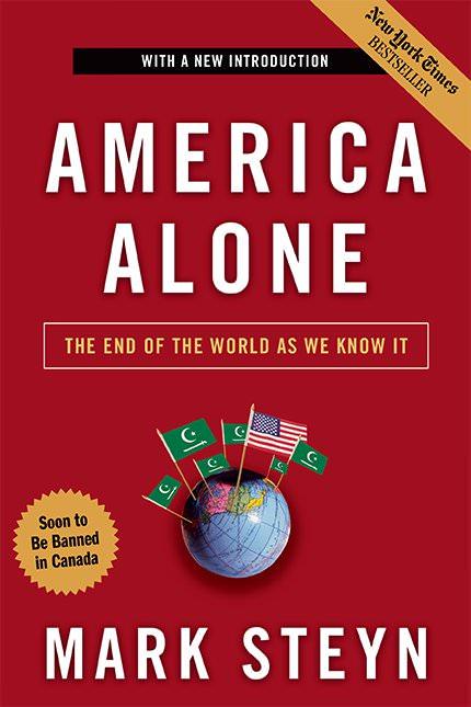 Latest read: America Alone