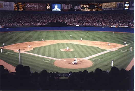 Arlington Stadium 3