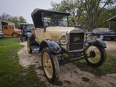 Model T, CRM