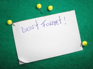 sending reminder emails to clients