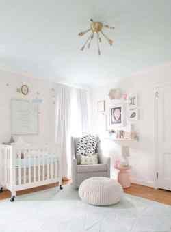 Plush Your Baby Girl Baby Girl Room Ideas On A Budget Baby Girl Room Ideas Grey Baby Girl Nursery Most Nursery Ideas