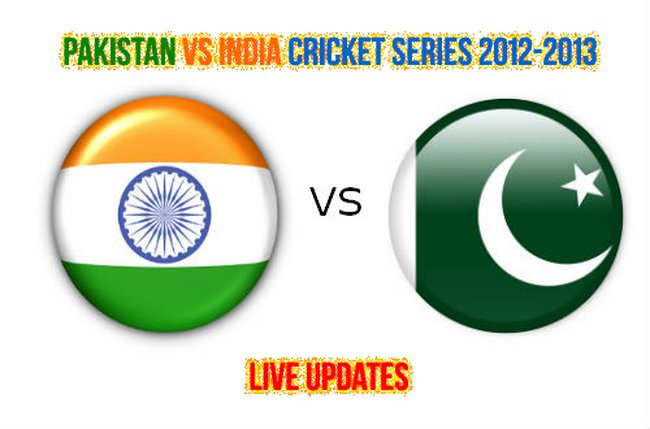 Pakistan Vs India Live First T20 Match at 25 December 2012