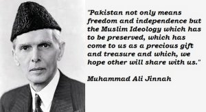 Quaid e Azam Quotes in English