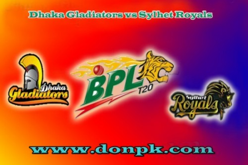 BPL Live Cricket Match 29 January at Zahur Ahmed Chowdhury Stadium