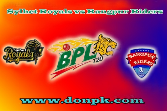 BPL Live Cricket Match 07 February at Shere Bangla National Stadium, Mirpur