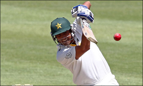 Live 2 nd Test match Pakistan Vs South Africa 15 February 2013