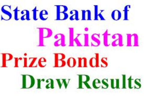 Prize bond Draw results 40000 held at lahore