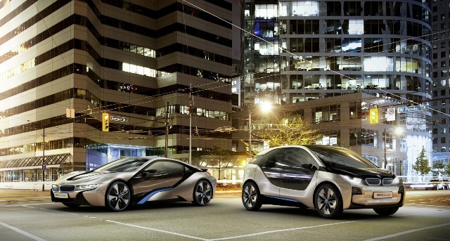 What about BMW i3 Electric Car