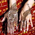 Eid Mehndi Designs Collection for Girls