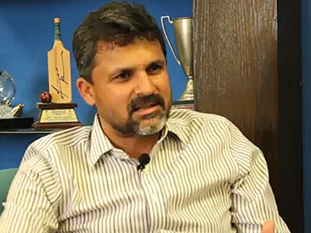 , Moin Khan Pakistan Cricket Board Chairman