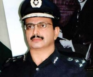 Inspector General  of Sindh Police