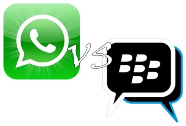 WhatsApp Vs BBM which one is best