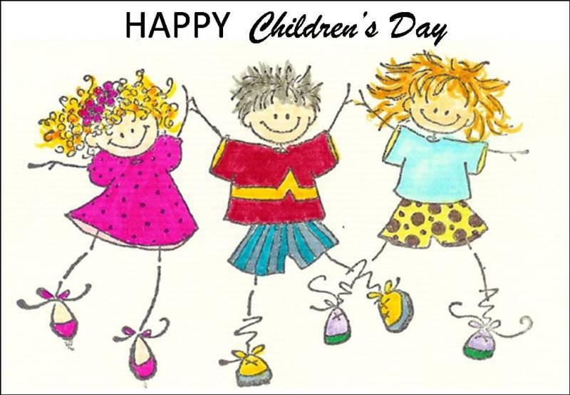 happy Children's Day 2013