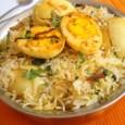 how to make egg biryani at home