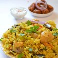 Islamic Chicken Biryani Muslim's Style Recipe