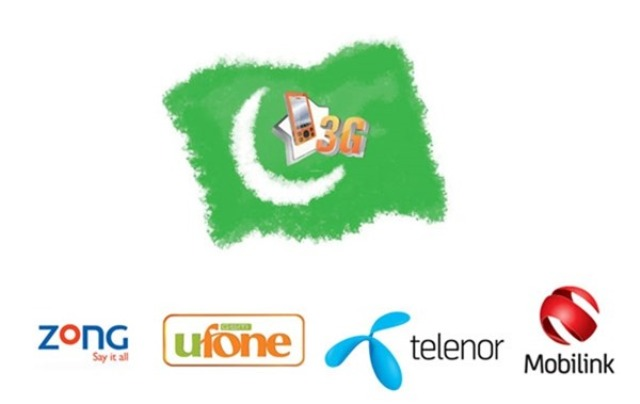 3G/4G Auction Licenses in Pakistan on 23rd April 2014