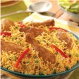 How to make Arroz con Pollo Recipe with Apple