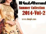 new Summer collection Volume 2 By gul Ahmed