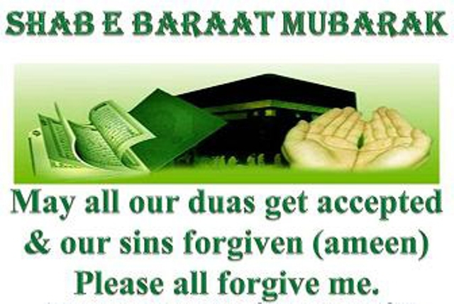 shab e barat English quotes