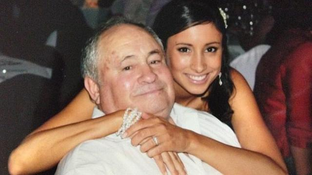 State of Origin: Luke Lewis' father-in-law passed away