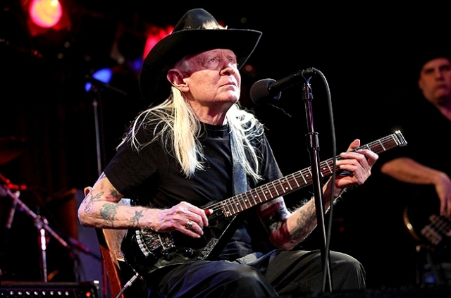 Blues legend Johnny Winter dies in Switzerland