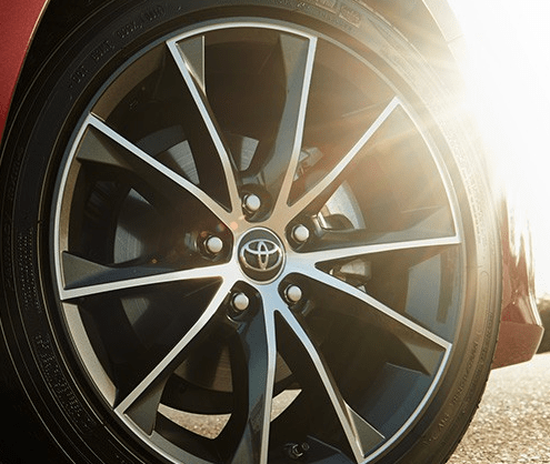 toyota camry wheels design  pictures