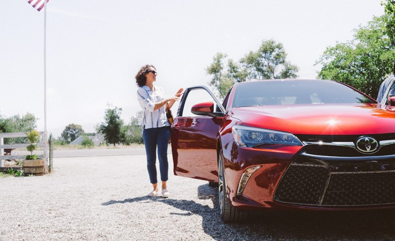 toyota camry  designing pictures