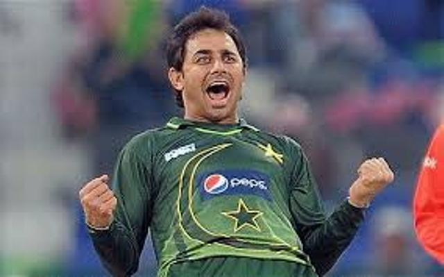 Saeed Ajmal passed his bowling Action by ICC