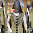 Asim Jofa chiffon embroidered suits
