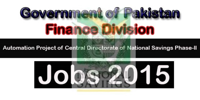 Government jobs in Pakistan