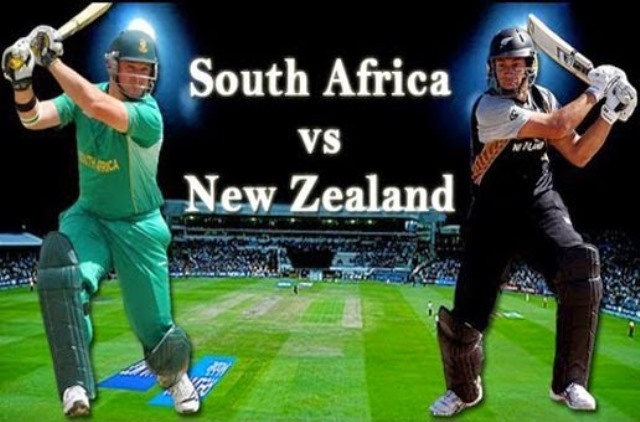 New Zealand vs South Africa
