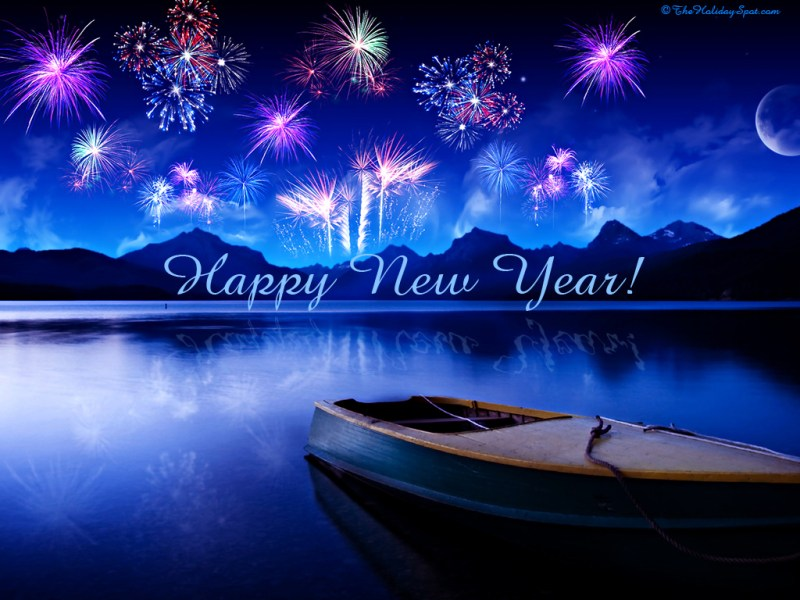 Happy New Year Wallpapers 2016, New Year 2016 Pictures