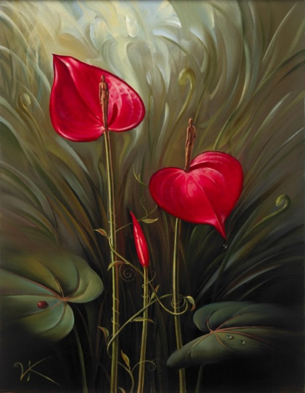 oil painting picture gallery