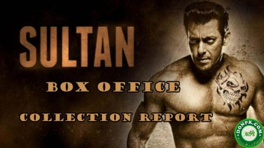 Salman Khan Sultan Movie Box Office Collection Report