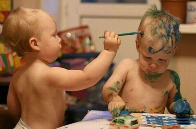 funny baby pics with captions